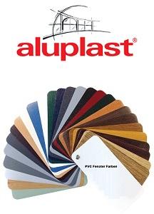 Aluplast Fenster-Farben & Dekore