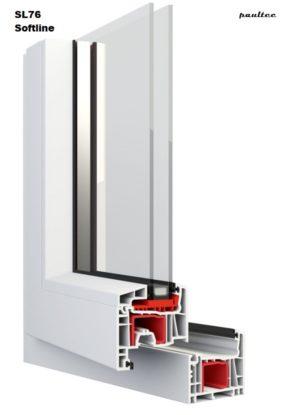 Fenster Salamander Brügmann SL76 Softtline 76 600x830