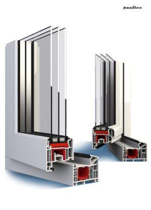Ideal 4000 NEW PVC Fenster - Aluplast Kunststofffenster