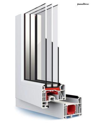 Ideal 7000 NEW PVC Fenster - Aluplast Kunststofffenster