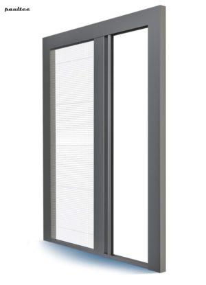 Schiebe-Fliegengitter - Insektenschutz & Moskitonetze zum schieben für Türen Schiebetüren