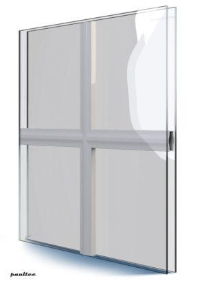 Zwischenscheiben Fenster-sprossen