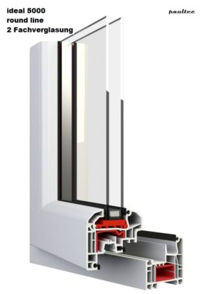 aluplast-ideal-5000-slim-70mm-round-line