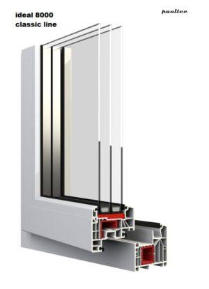 aluplast-ideal-8000-classic-line-3-fach-verglasung single