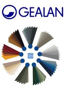 Gealan Fenster-Farben & Dekore