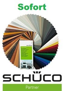 Schüco Sofort Farben