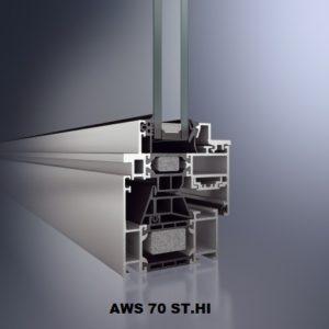 schüco fenster AWS_70_ST.HI