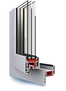 Kunststofffenster mit Renovierungsrahmen-216x300