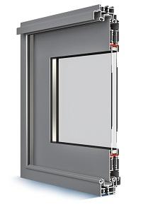 Schiebetüren & Schiebefenster Aluminium
