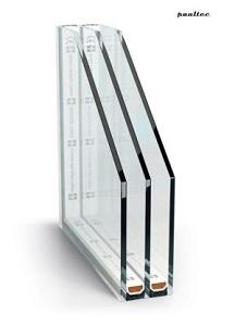 Glasaufbau für Fenster & Türen