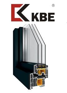 KBE AluClip – Fenster mit ALU-Deckschalen