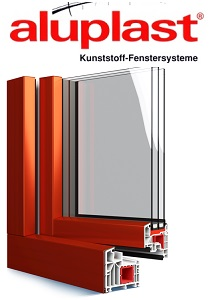 aluplast AluSkin – Fenster mit Aluminium-Schalen