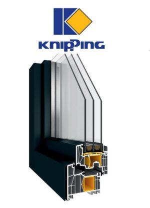 KNIPPING AluClip – Fenster mit ALU-Deckschalen
