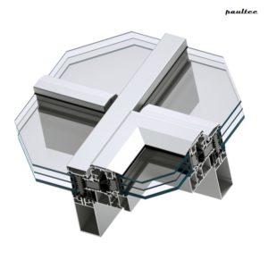 MB-RW Dachfenstersystem Alu-Fassadensysteme