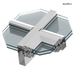 MB-SR50N RW Dachflächenfenster Alu-Fassadensysteme