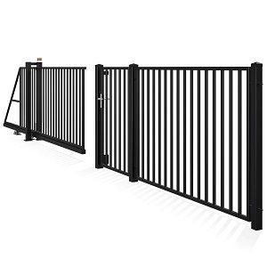 Standardklasse Zäune & Tore