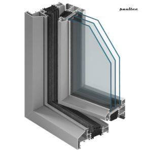 MB-FERROLINE Neues Fenstersystem mit Schmalen Profilen von Aluprof