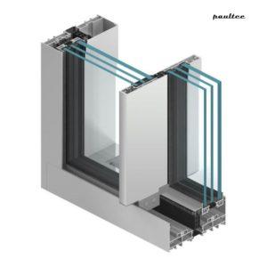 MB-SKYLINE - Schiebetür mit Verdecktem Rahmen